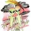 Инопланетяне в штате Нью-Мексико и другие новости