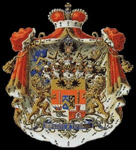 Герб князей Барклай-де-Толли
