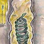 Кундалини - змея на острие иглы