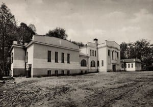 Московская Преображенская психиатрическая больница. 1910