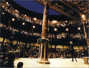 """Современный """"Глобус"""" - реконструкция театра елизаветинской эпохи"""