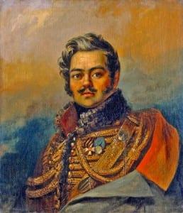 Джордж Доу. Денис Давыдов