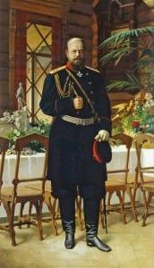 Н.Дмитриев-Оренбургский. Император Александр III. 1896