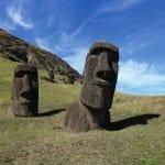 Вокруг острова Пасхи