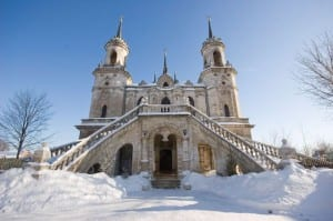 Баженовская церковь