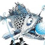 Убийство в рыбной лавке