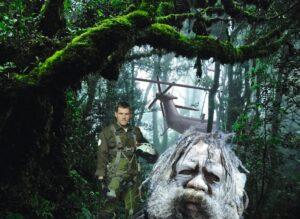 В джунглях Индонезии