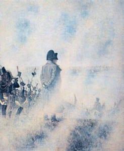 Верещагин. Наполеон на Поклонной горе. 1891-1892