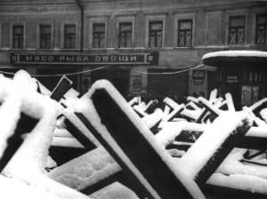 Москва. Зима 1942 года.