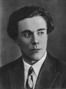 Балетмейстер Василий Вайнонен