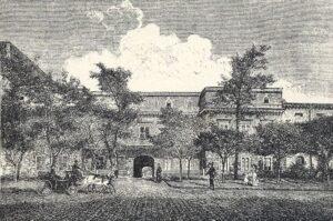 Дом в Одессе, где жил Пушкин в 1823 году