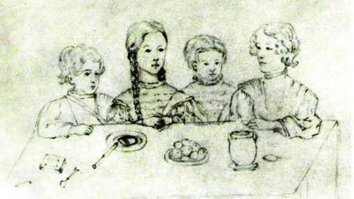 Были ли дети у пушкина александра