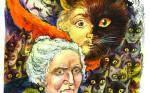 Чокнутый кот и Баба-Яга