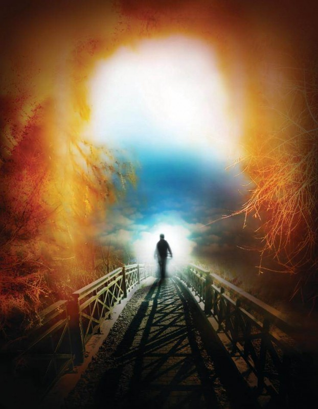 Quantum physics proves that there is an afterlife, claims scientist