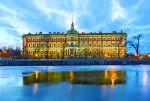 Тени Михайловского замка