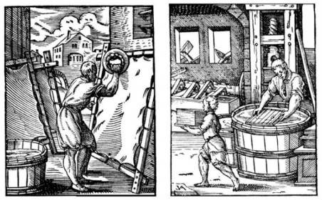 jost_amman-woodcuts_for_standebuch-book_of_trades-1568-the_parchment_maker-the_paper_maker1317174145560
