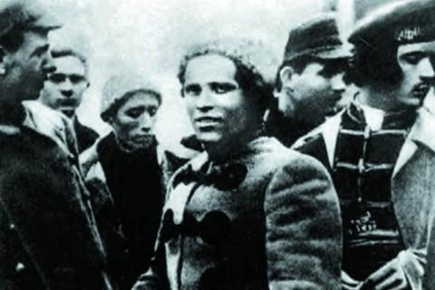 Великий анархист Нестор Махно
