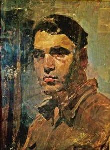 М.Анчаров. Автопортрет
