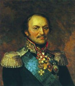 Дж.Доу. Портрет Матвея Платова. 1819-1925