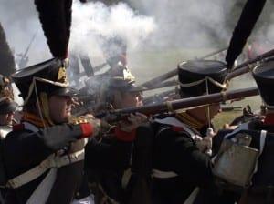 Гусары в сражении