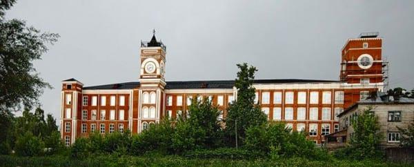 Фабрика Хлудовых в Егорьевске