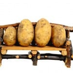 <b>Как картошка мир завоевала</b>