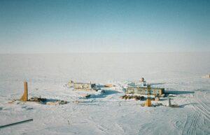 Советская антарктическая станция Восток