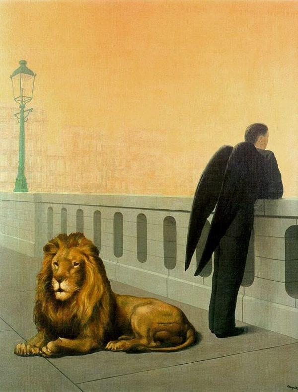 Рене Магритт. Ностальгия