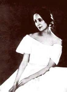 Ольга Спесивцева. 1920-е гг