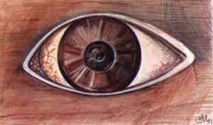 Рисунок Надежды Масловой