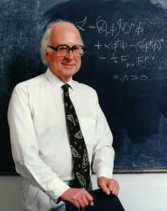Питер Хиггс, предсказавший бозон