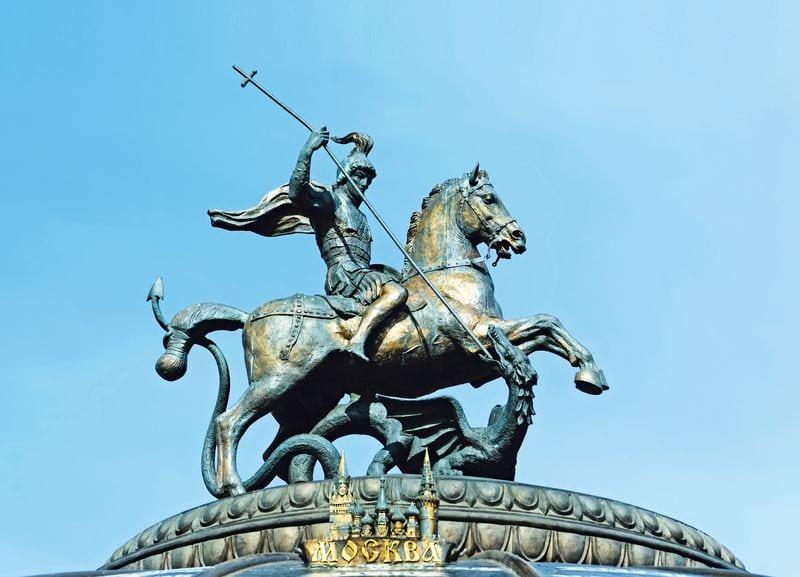 Памятник в москве георгию победоносцу изготовление памятников в ставрополе киевская
