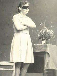 Роза Кулешова. Начало 60-х годов