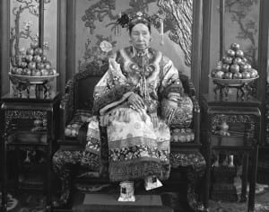 Императрица Цыси