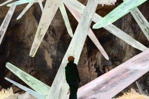 В одной из пещер Найка