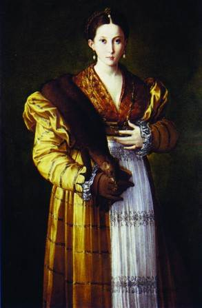 8Пармиджанино. Антея.1535