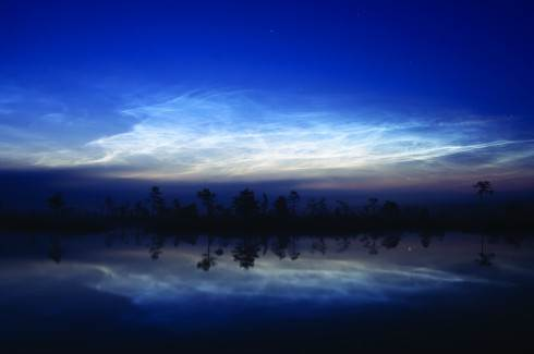 Серебристые облака-1