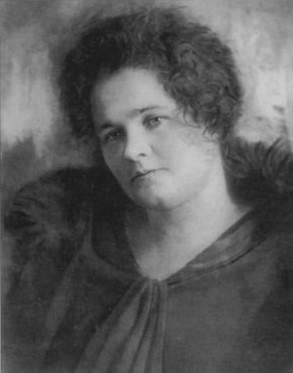 Нина Грин. Фото 1920-х годов