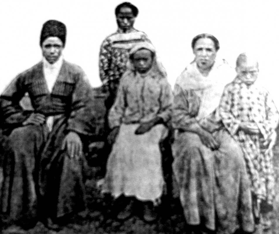 Абхазские негры колхи пиндар