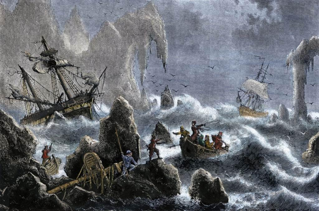 ekspeditsiya-vitusa-beringa-na-aleutskih-ostrovah-v-1741-godu