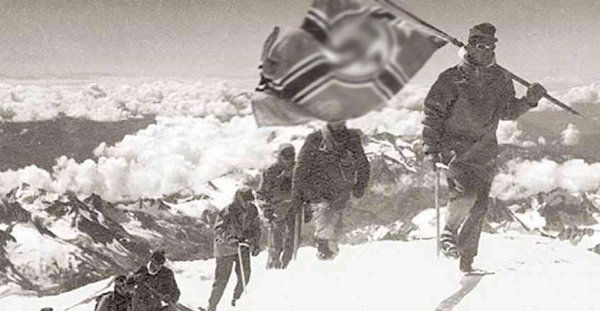 Магическая битва за Кавказ