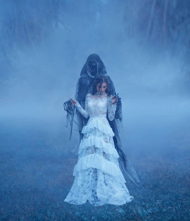 что гифки призрак невесты зрелость особей